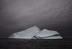Simon Harsent, photos from Greenland and Newfoundland.