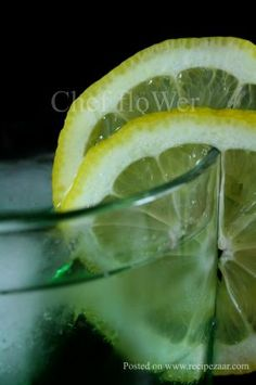 Lemon, Lime and Bitters.