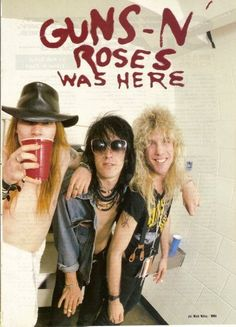 Resultado de imagen para Guns N' Roses