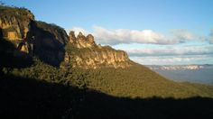 Australia - Three Sisters & the Blue Mountains