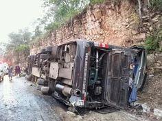 Blog Paulo Benjeri Notícias: Acidente com ônibus da dupla Marcos e Belutti mata...