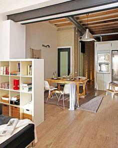 Un loft de 67 m² en Barcelona