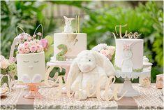 2 Year Old Birthday Party, Bunny Birthday, First Birthday Parties, First Birthdays, Birthday Party Decorations Diy, Birthday Party Themes, Bunny Party, Party Ideas, Safari Party