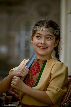 little Armenian girl