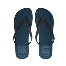 ecoalf. recycled. FLIP FLOP MIDNIGHT NAVY