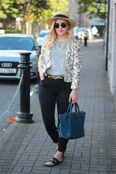 Loving this casual look by one of our Primania street stylers. #Primania