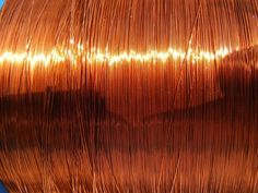 enameled copper round wire.