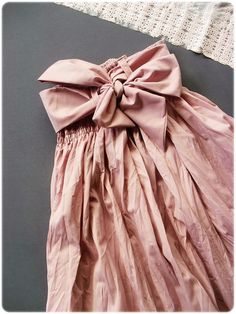 skirt for bridesmaid with cream top!