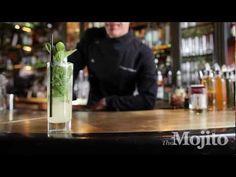 This a must, easy how-to: How to Make a Mojito Cocktail #cocktails c/o @Liquor.com