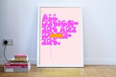 All Designers are Wankers poster, by Build