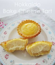 *** As of 3 May have baked 2 more batches of tarts with variations to the recipe. Easy Tart Recipes, Sweet Recipes, Baking Recipes, Cookie Recipes, Dessert Recipes, Bake Cheese Tart, Cheese Tarts, Cheese Ball Recipes, Cream Cheese Recipes