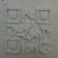 QR snow