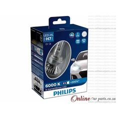 007efcdfdd4 Philips X-treme Ultinon H7 LED Headlight Bulb LED-HL 6000K +200% Advanced  Brighter Light