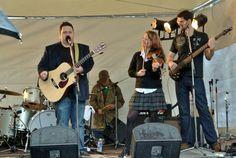 At Vancouver Celtic Festival