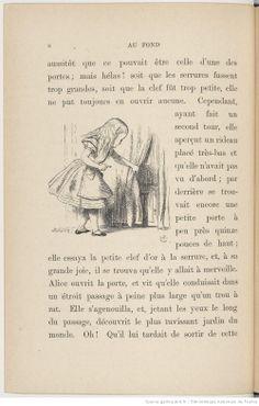 Lewis Carroll, Dark Words, John Tenniel, Henri, Junk Journal, Vignettes, Scrapbooking, Deep, Creative