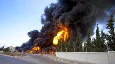 Bombardeio israelense destrói única usina de energia da Faixa de Gaza