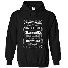 SUBSTITUTE TEACHER SHIRT T Shirts, Hoodies. Check price ==► https://www.sunfrog.com/No-Category/LIMITED-EDITION-SUBSTITUTE-TEACHER-SHIRT-9088-Black-Hoodie.html?41382