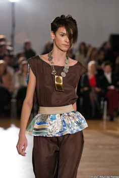 RESEARCH gaudi inspired fashions