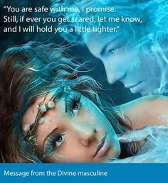 There's nothing like twin flame love.... It's like nothing I have ever felt in my life... You know it used to scare me the thought that we could be flames... Which is why I'd run... It just gets stronger with time... Forever just doesn't describe the word I want to say ♥️