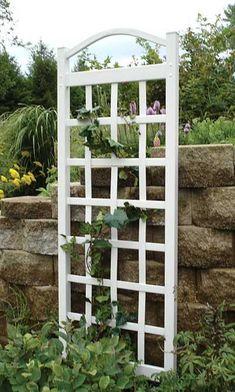 Fan Trellis Twinnies cumpleaos Pinterest Garden products