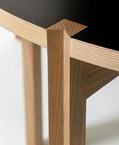 how to reconcile a square leg in a round table | new #KandJtables designed by…