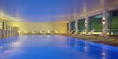 Coworth Park Spa in Berkshire UK. Absolutely stunning!