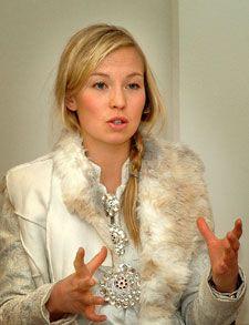 Sami singer Sofia Jannok