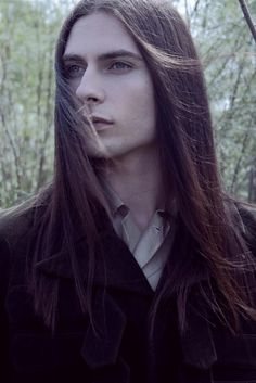 guys with long hair - Google Search