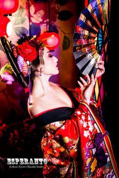 タレントの森下悠里様、渡邊水希様が花魁体験で二度目のご来店 の画像 心のフォトブログ~京都の舞妓・花魁体験、着物レンタル、変身写真スタジオ~