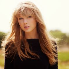 Taylor swift has great hair!