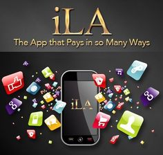 Inspiration + Passive Income! - iLA has created a powerful mobile platform that delivers unparalleled personal development content to anyone that wants to reach new levels of success in life. With iLA, it's simple for the every day person to make extra income. By simply sharing iLA with others (one of our app's built-in features) you can begin to earn right away. To learn more about the income opportunity click image to read article! Don't miss out!