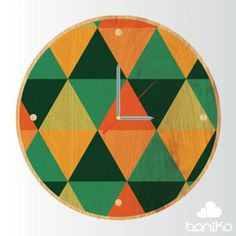Reloj Geo Green by Boniko $70.000 COP
