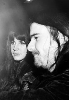 Lana Del Rey and Barrie-James O'Neill   #LDR