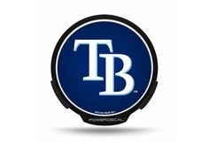 TAMPA BAY RAYS POWER DECAL
