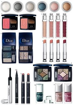 Maquiagem Dior Mystic Metallics Collection!