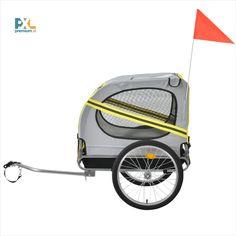 Tento praktický vozík za bicykel je navrhnutý pre prepravu Vášho domáceho miláčika alebo nákladu. Je vhodný pre prepravu menších psíkov, mačičiek alebo akéhokoľvek iného menšieho domáceho zvieratka. Pomocou prípojky je možné vozík pripojiť k zadnej oske bicykla. #premiumXL Golf Bags