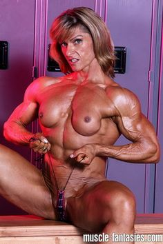 Nude boobs of body builder girls picture 422