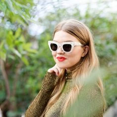 KAIBOSH | Become a CITY SURVIVOR with these chunky shades. Designed with a sharp edge in a feminine frame. Fashion capitals of the world won't know what hit them! Clear Crystal, Cat Eye Sunglasses, How To Become, Feminine, Shades, City, Frame, Inspiration, Collection
