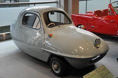 Fuji cabin 5A type 1955
