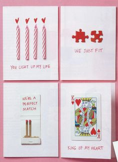 valentine card play on words