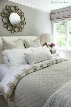 Great tips on how to make a beautiful bed in 8 easy steps