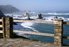 Playa del Silencio - Concejo de Cudillero - Asturias