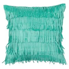 Junk Gypsy Fringe Pillow Cover | PBteen