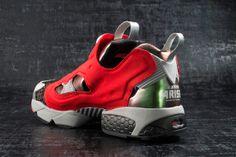bbec57912fb Megahouse Toys X Reebok Pump Fury (Ghost In The Shell) - Sneaker Freaker