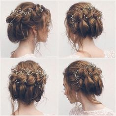 accessoires cheveux coiffure mariage chignon mariée bohème romantique retro, BIJOUX MARIAGE (109)
