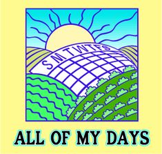 All Of My Days:  A Fun Bible Memory Verse Activity for Elementary Children