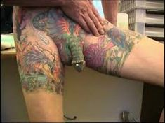 Image result for penis tattoo
