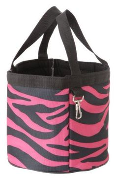Tough 1 Nylon Stable Tote Pink Zebra Tough 1 http://www.amazon.com/dp/B00A0TEUW0/ref=cm_sw_r_pi_dp_6pdLwb0NV0GEB