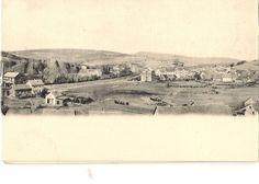Dreier Klappkarte von 1892 Foto 2