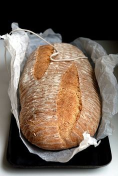 Trufla: O chlebie...